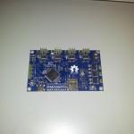 Assembled 3DPCB